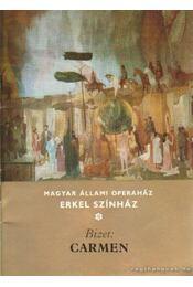 Carmen - Bizet - Régikönyvek