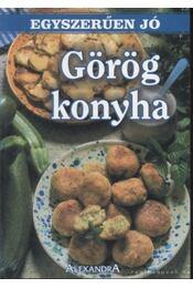 Görög konyha - Kieslich, Sabine - Régikönyvek
