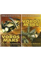 Vörös Mars I-II. - Kim Stanley Robinson - Régikönyvek