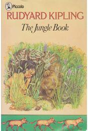 The Jungle Book - Kipling, Rudyard - Régikönyvek