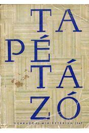 Tapétázó szakmai ismeretek - Király Ferenc - Régikönyvek