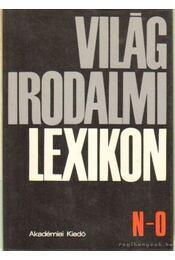 Világirodalmi lexikon 9. kötet (N-O) - Király István - Régikönyvek