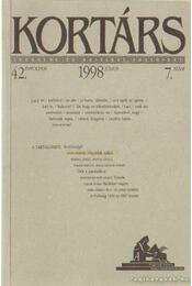 Kortárs 1998/7. július - Kis Pintér Imre - Régikönyvek