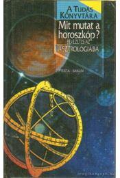 Mit mutat a horoszkóp? - Kisbán Gyula - Régikönyvek
