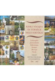 Kiskunmajsa és térsége helyi értékei - Régikönyvek