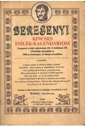 Berzsenyi Kincses Emlék-Kalendáriom 1986. - Kiss Dénes - Régikönyvek