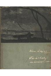 Vásárhelyi művészélet - Kiss Lajos - Régikönyvek