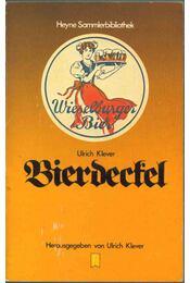 Bierdeckel - Klever, Ulrich - Régikönyvek