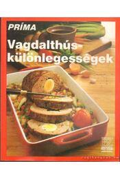 Vagdalthús-különlegességek - Klever, Ulrich - Régikönyvek