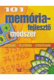101 memóriafejlesztő módszer - Koczka Erika (szerk.) - Régikönyvek