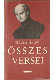 Kölcsey Ferenc összes versei - Kölcsey Ferenc - Régikönyvek