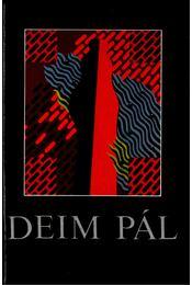 Deim Pál (dedikált) - Kolozsváry Marianna - Régikönyvek