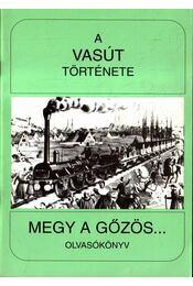 A vasút története - Megy a gőzös... - Koltai Györgyné - Régikönyvek