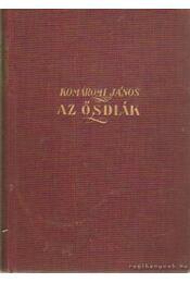 Az ősdiák - Komáromi János - Régikönyvek