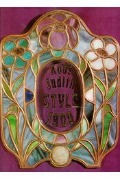 Style 1900 - Koós Judith - Régikönyvek