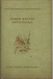 Román költők antológiája - Köpeczi Béla - Régikönyvek