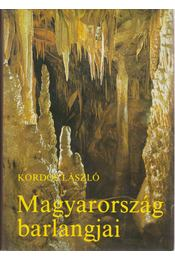 Magyarország barlangjai - Kordos László - Régikönyvek