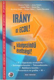 Irány az ECDL! A középszintű érettségi! - Koreczné Kazinczi Ilona - Régikönyvek