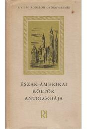Észak-Amerikai költők antológiája - Kormos István - Régikönyvek