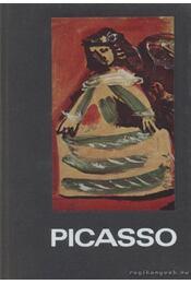 Picasso - Körner Éva - Régikönyvek