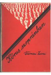 Kórus szopránban (aláírt) - Várnai Zseni - Régikönyvek