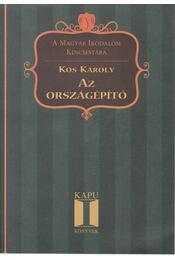 Az országépítő - Kós Károly - Régikönyvek