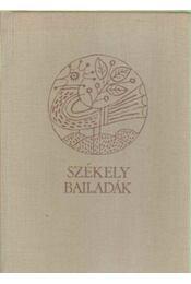 Székely balladák - Kós Károly - Régikönyvek