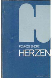 Herzen - Kovács Endre - Régikönyvek
