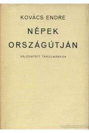 Népek országútján - Kovács Endre - Régikönyvek