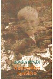 A gyermekkor tündöklete - Kovács István - Régikönyvek