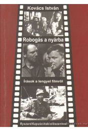Robogás a nyárba - Kovács István - Régikönyvek