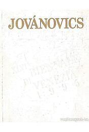 György Jovánovics XLVI. Biennale di Venezia 1995 - Kovalovszky Márta, Lakat Erika (szerk.), Pinczehelyi Sándor szerk. - Régikönyvek