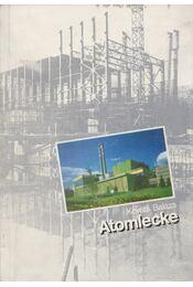 Atomlecke - Kováts Balázs - Régikönyvek