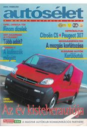 Autósélet 2002. február - Kováts László - Régikönyvek