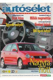 Autósélet 2002. március - Kováts László - Régikönyvek