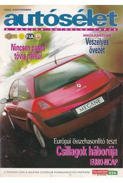 Autósélet 2002. szeptember - Kováts László - Régikönyvek