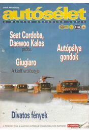 Autósélet 2003. március - Kováts László - Régikönyvek