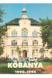 Kőbánya 1990-1994 - Kövess László - Régikönyvek