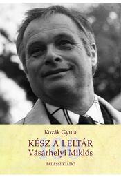 Kész a leltár. Vásárhelyi Miklós - Kozák Gyula - Régikönyvek