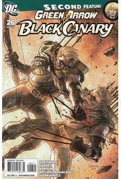 Green Arrow/Black Canary 26. - Kreisberg, Andrew, Norton, Mike - Régikönyvek