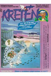 Kretén 1994/3. - Régikönyvek
