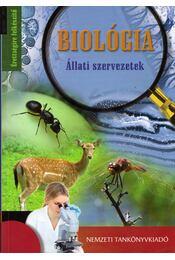 Biológia - Állati szervezetek - Kriska György, Lőw Péter - Régikönyvek