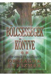Bölcsességek könyve II. - Kristó Nagy istván - Régikönyvek