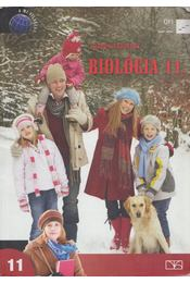 Biológia 11. - Kropog Erzsébet - Régikönyvek