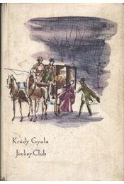 Jockey Club - Krúdy Gyula - Régikönyvek