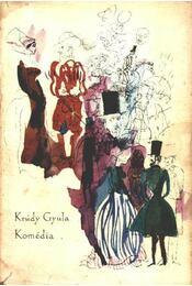 Komédia - Krúdy Gyula - Régikönyvek