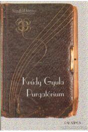 Purgatórium - Krúdy Gyula - Régikönyvek