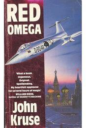 Red Omega - KRUSE, JOHN - Régikönyvek