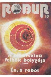 Robur 10. - Kuczka Péter, Rigó Béla - Régikönyvek