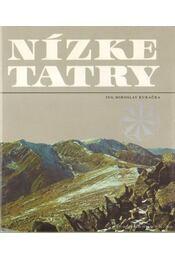 Nízke Tatry - Kukacka, Miroslav - Régikönyvek